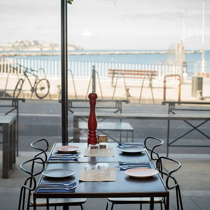 Le Restaurant - Les Akolytes - Restaurant Marseille